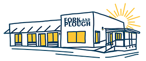 Fork and Plough Store Icon
